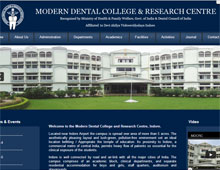 Modern Dental College and Research Centre